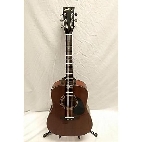 Alvarez Zad20e Acoustic Electric Guitar