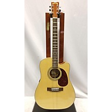 Zager Zad50ce Acoustic Electric Guitar
