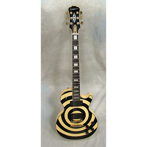 Epiphone Zakk Wylde Bullseye Les Paul Custom Plus Solid Body Electric Guitar