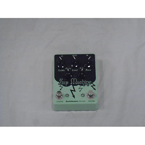 Earthquaker Devices Zap Machine Effect Pedal