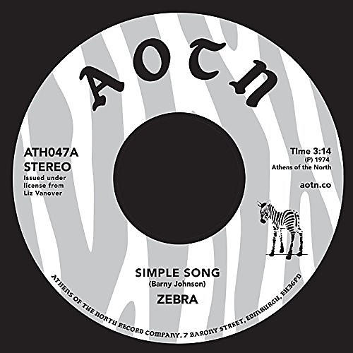 Alliance Zebra - Simple Song