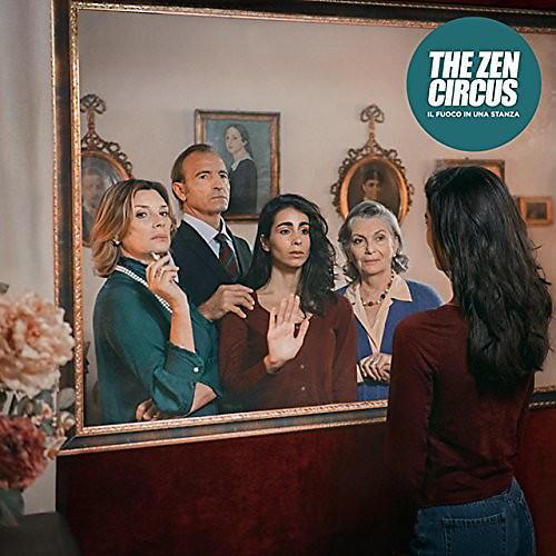 Alliance Zen Circus - Il Fuoco In Una Stanza
