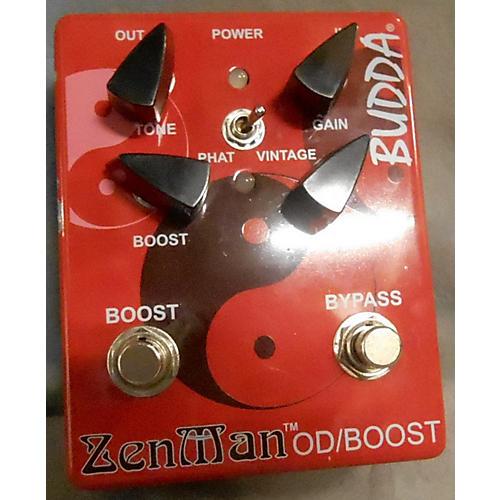 Budda Zenman Od/boost Effect Pedal
