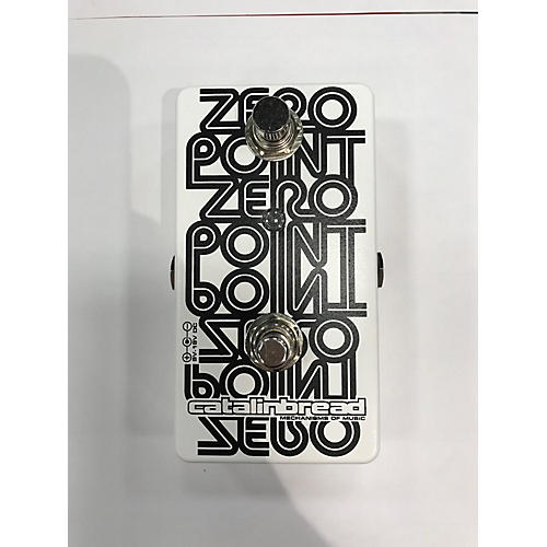 Catalinbread Zero Point Effect Pedal