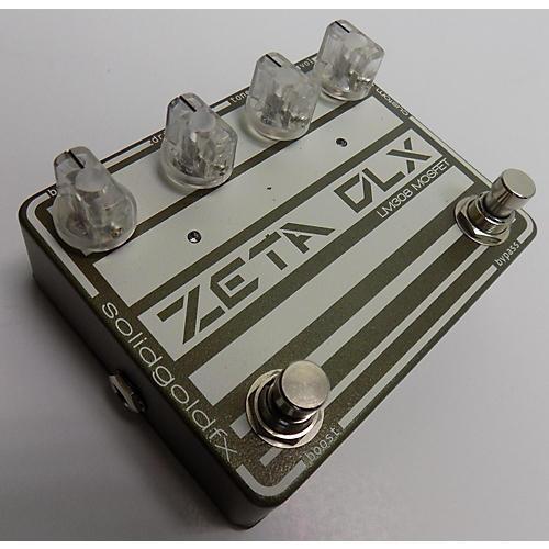 SolidGoldFX Zeta DLX Effect Pedal