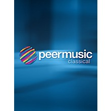 Peer Music Zeus und Elida - Chamber Opera Score Peermusic Classical Series
