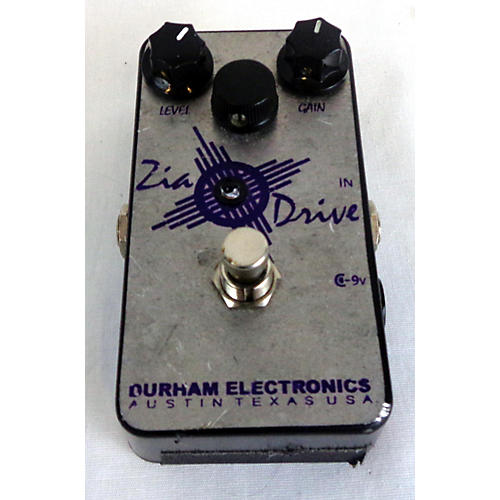 Durham Electronics Zia Drive Effect Pedal