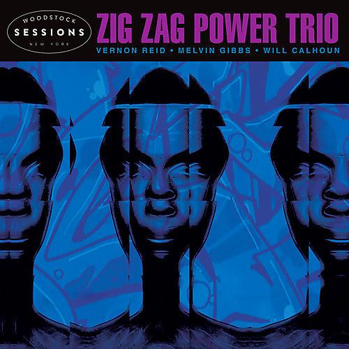Alliance Zig Zag Power Trio - Woodstock Sessions Vol. 9