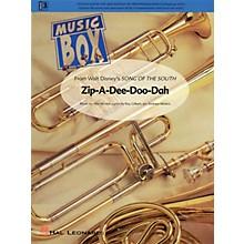 Hal Leonard Zip-A-Dee-Doo-Dah De Haske Ensemble Series Arranged by Andrew Watkin