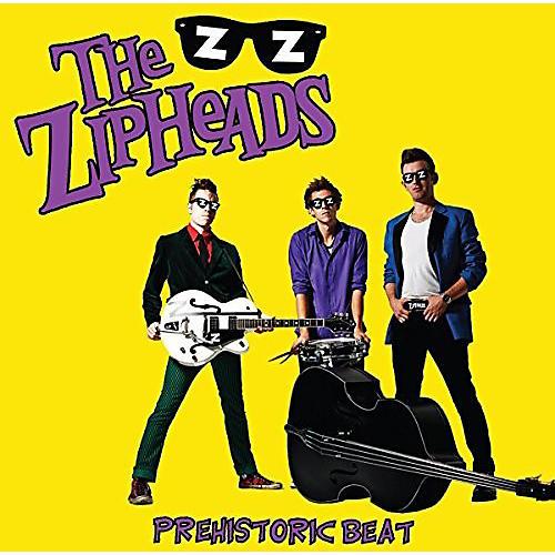 Alliance Zipheads - Prehistoric Beat