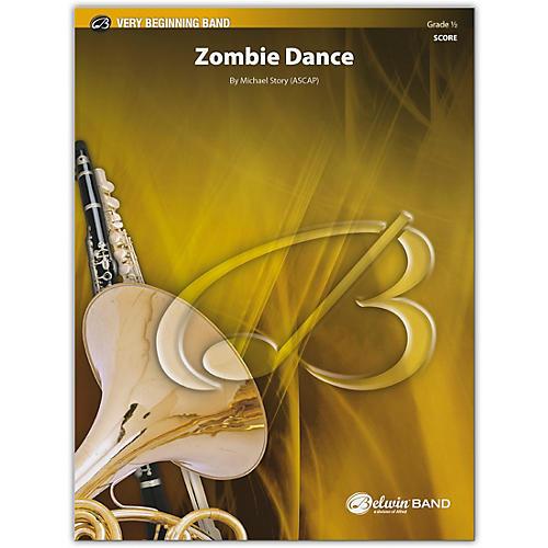 BELWIN Zombie Dance Conductor Score 0.5 (Very Easy)