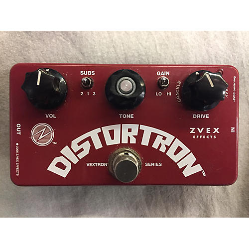 Zvex Zvex Distortion Effect Pedal