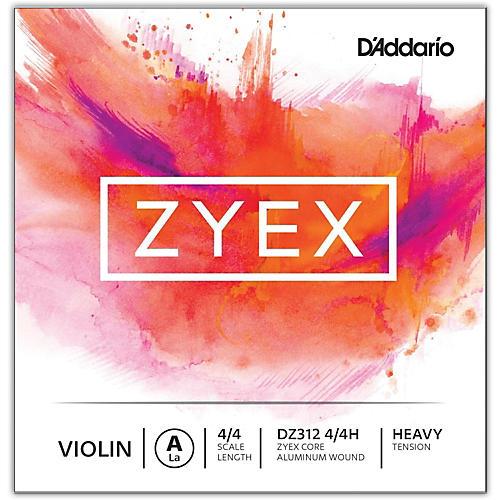 D'Addario Zyex Series Violin A String