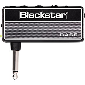 blackstar amplug 2 fly bass headphone amp black guitar center. Black Bedroom Furniture Sets. Home Design Ideas