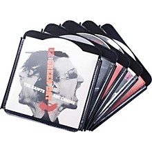 Slappa d2i 25 Sheet 100 CD Sleeve Replacement Pack