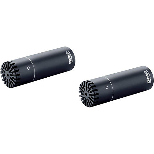 DPA Microphones d:dictate ST2006C Stereo Pair with 2006C Compact Omnis