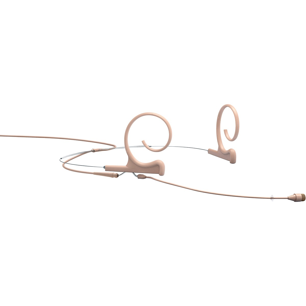 DPA Microphones d:fine CORE 4066 Omni  Headset Mic, Beige, with MicroDot Connector