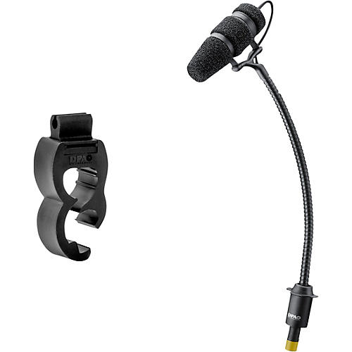 DPA Microphones d:vote CORE 4099 Mic, Extreme SPL with Clip for Drum