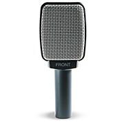 e 609 Silver Dynamic Guitar Microphone