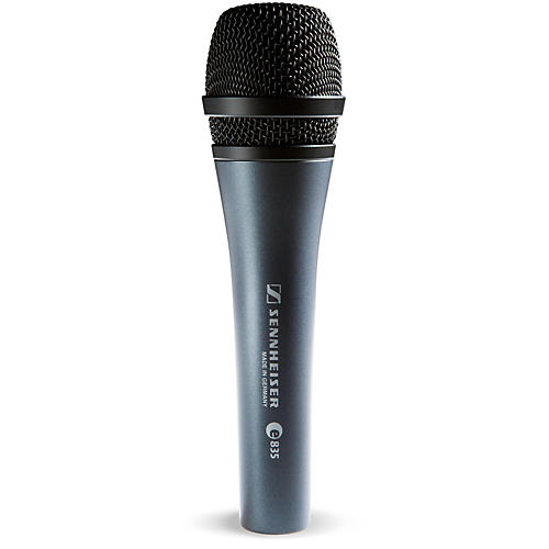 Sennheiser e 835 Cardioid Dynamic Vocal Microphone