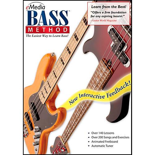 eMedia eMedia Bass Method - Digital Download Windows Version
