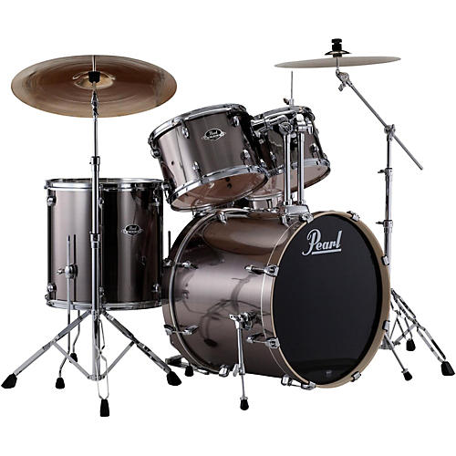 Pearl ePRO Powered by Export Acoustic Electric Standard Drumset