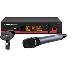 Sennheiser ew 100-935 G3 Cardioid Microphone Wireless System Level 1 Band A