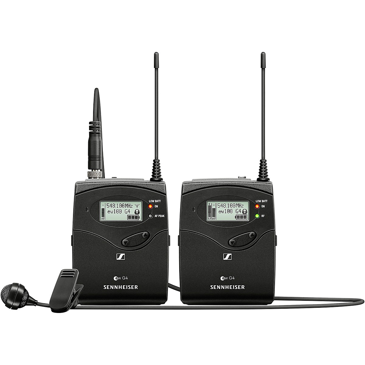 Sennheiser ew 122P G4 Portable Lavalier Wireless Set