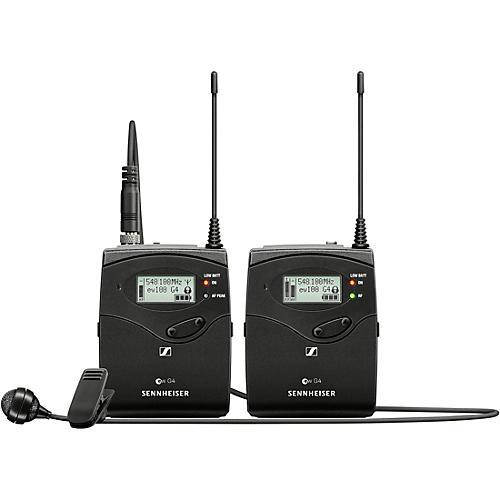 Sennheiser ew 122P G4 Portable Lavalier Wireless Set