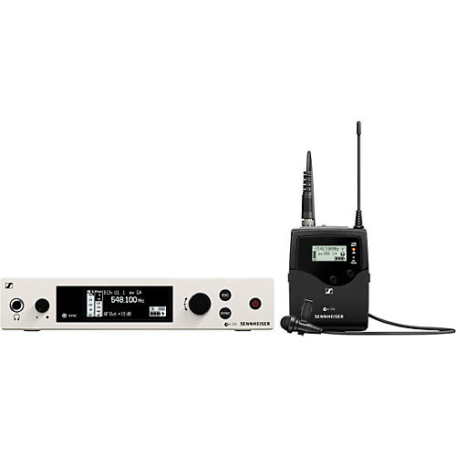 Sennheiser ew 300 G4-ME2-RC Lavalier Wireless System