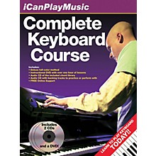 Music Sales iCanPlayMusic Keyboard Course (Book/2 CDs/DVD Pack) Music Sales America Series Written by Various Authors