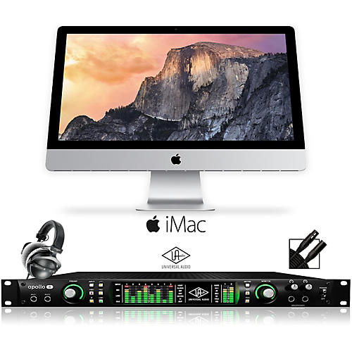 Apple iMac 21.5 In 1.4GHz Dual-core 2x4GB 500GB Bundle 2