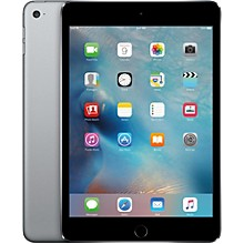 Apple iPad Mini 4 Wi-Fi 64GB Space Gray (MK9G2LL/A)