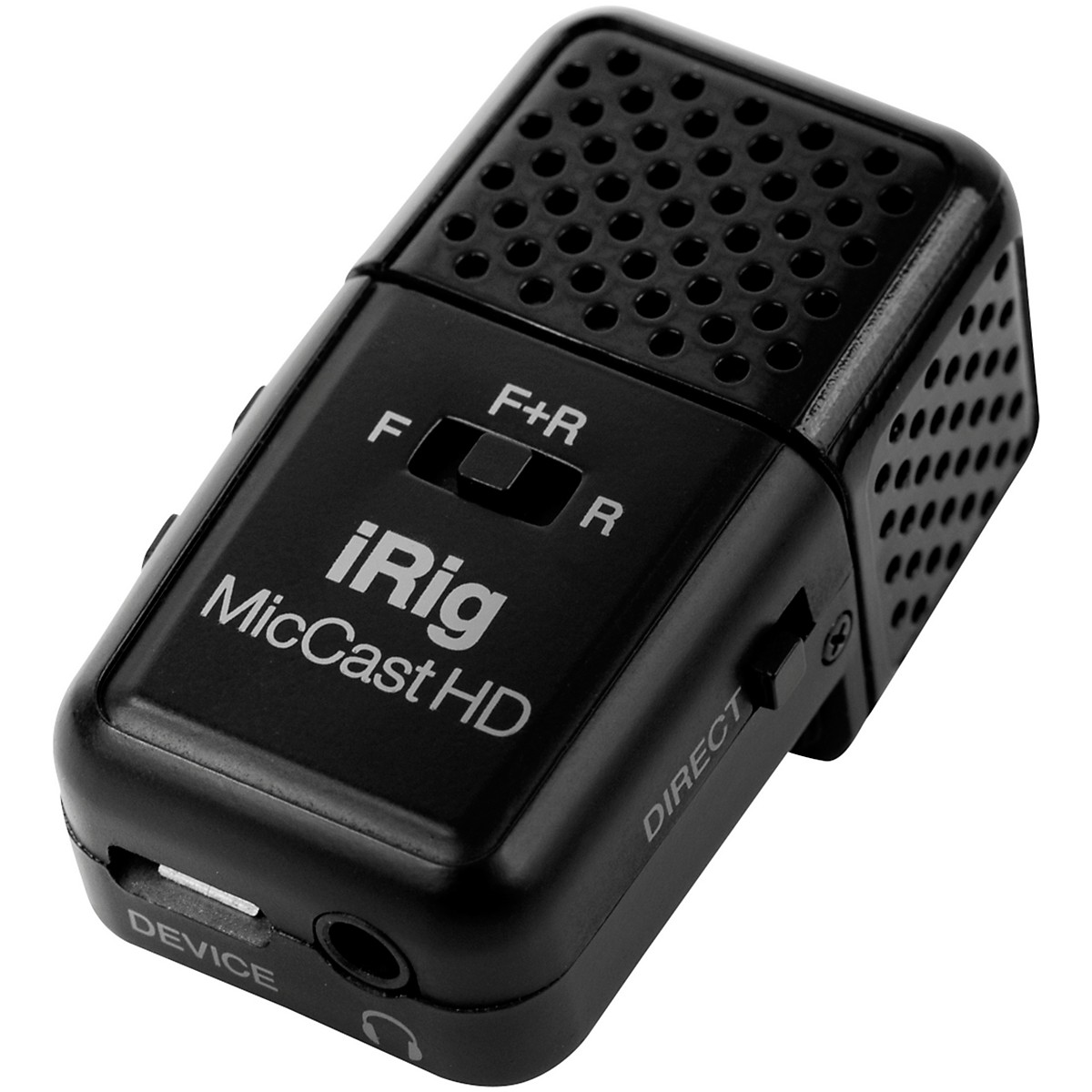 IK Multimedia iRig Mic Cast HD for Mac and Select Android Devices
