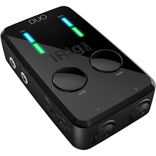 IK Multimedia iRig Pro Duo Audio/MIDI Interface
