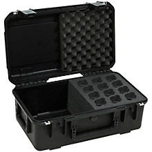 SKB iSeries Injection Molded Case For 12 Microphones Level 1