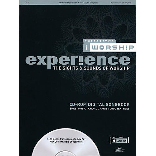 Integrity Music iWorship Experience - The Sights & Sounds of Worship (CD-ROM Digital Songbook) Integrity Series CD-ROM