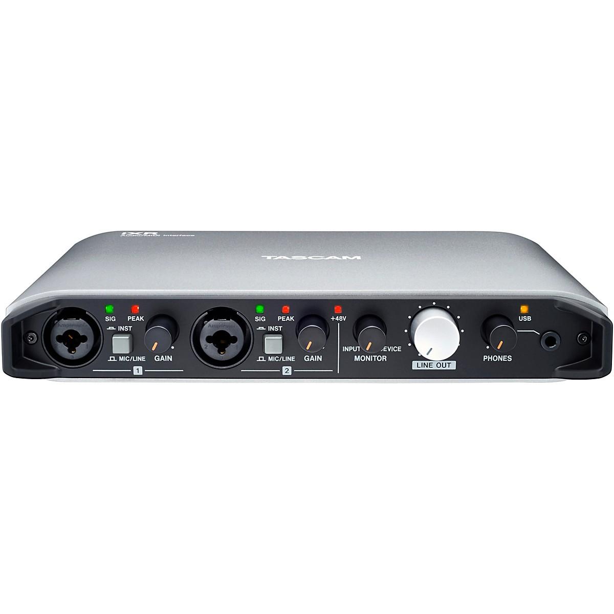 Tascam iXR 2-Channel Audio Interface