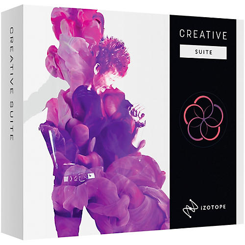 iZotope iZotope Creative Suite Crossgrade from Any Standard Product