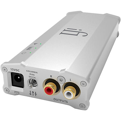 iFi Audio micro iPhono2 Phono Amplifier