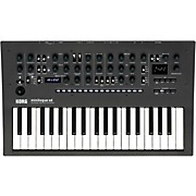 minilogue xd Polyphonic Analog Synthesizer Black