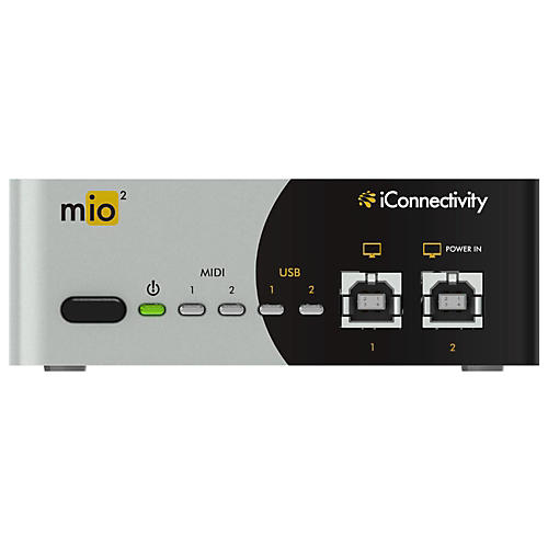 iConnectivity mio2 2x2 MIDI Interface