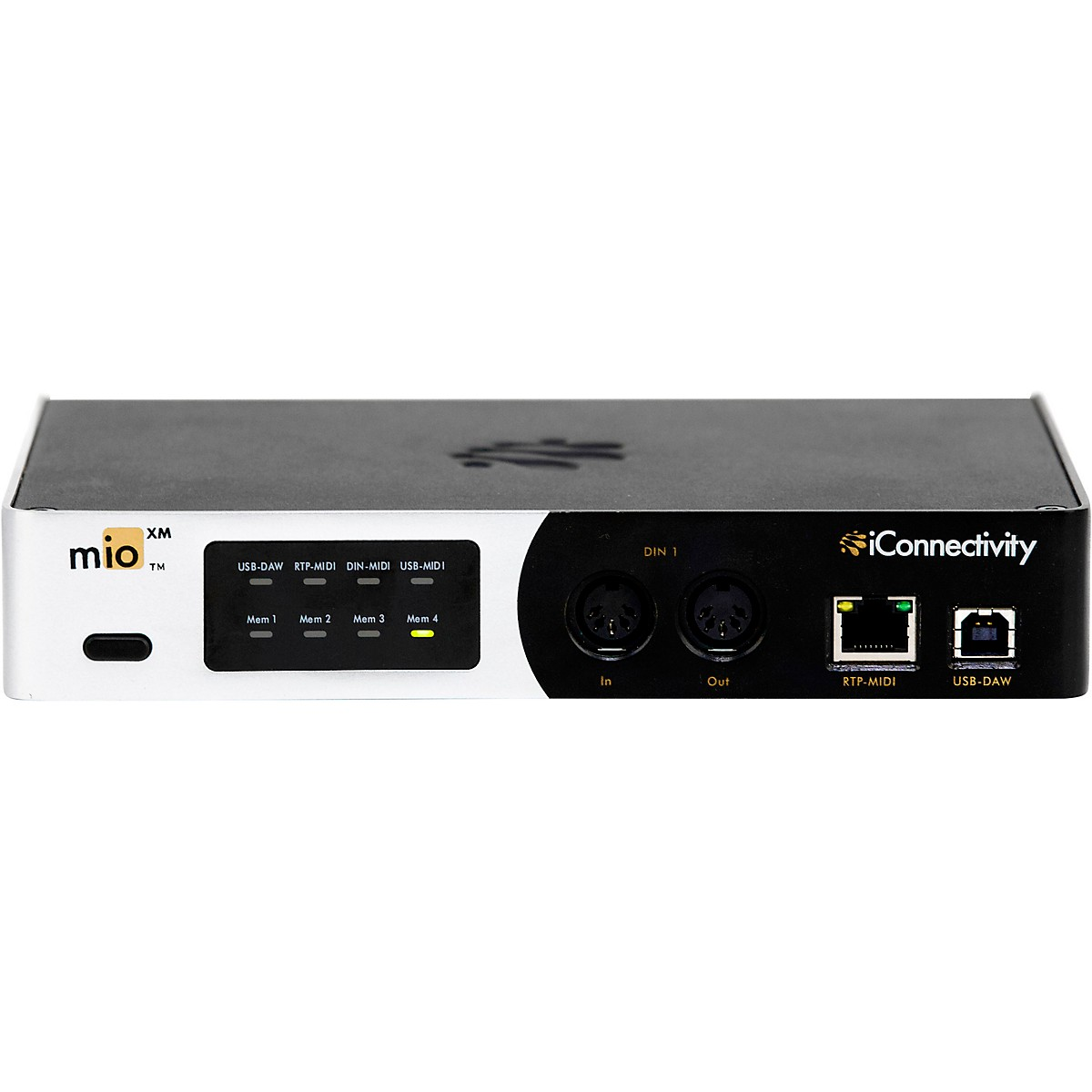 iConnectivity mioXM 4x4 MIDI Interface