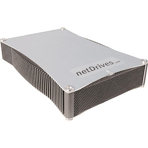 Glyph netDrives USB + FireWire 400 Hard Drive 80GB | Guitar Center