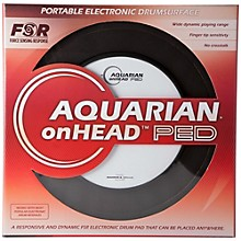 onHEAD Portable Electronic Drumsurface 10 in.