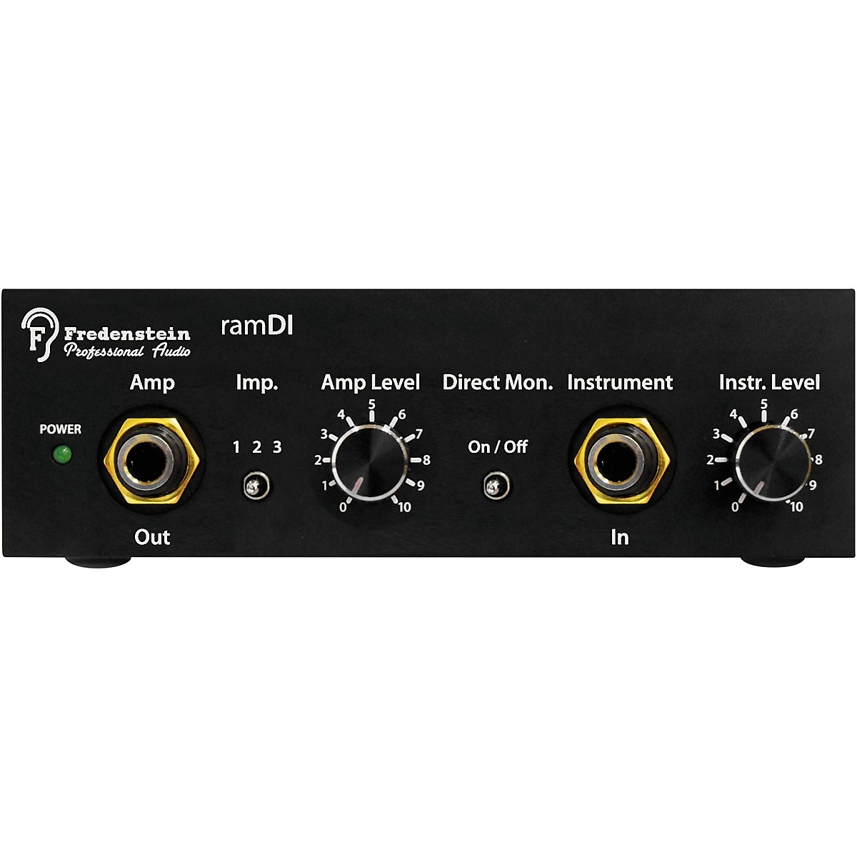 Fredenstein Professional Audio ramDI Re-Amplification and Direct Input