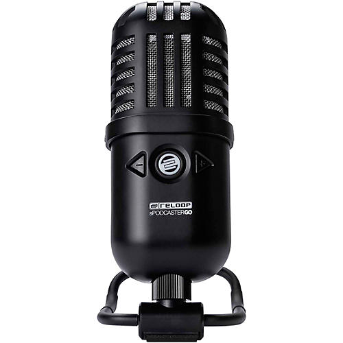 Reloop sPodcaster Go Professional USB Podcast Microphone