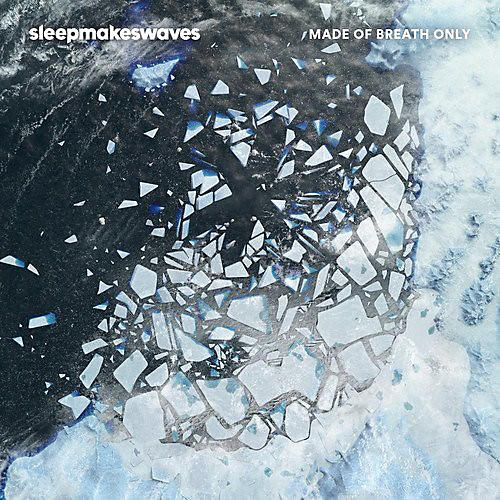 Alliance sleepmakeswaves - Made Of Breath Only (Electric Blue Swirl)