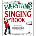 Hal Leonard the Everything Series - Singing Book thumbnail
