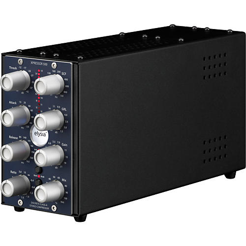 Elysia xpressor 500 Stereo compressor available in API 500 series format
